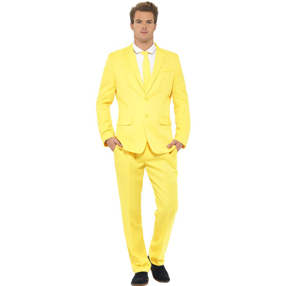 Yellow Suit Extra Large - View #1