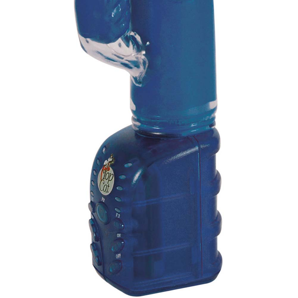 "Xtreme Turbo Dual Action Vibe 10"" Blue - View #3"