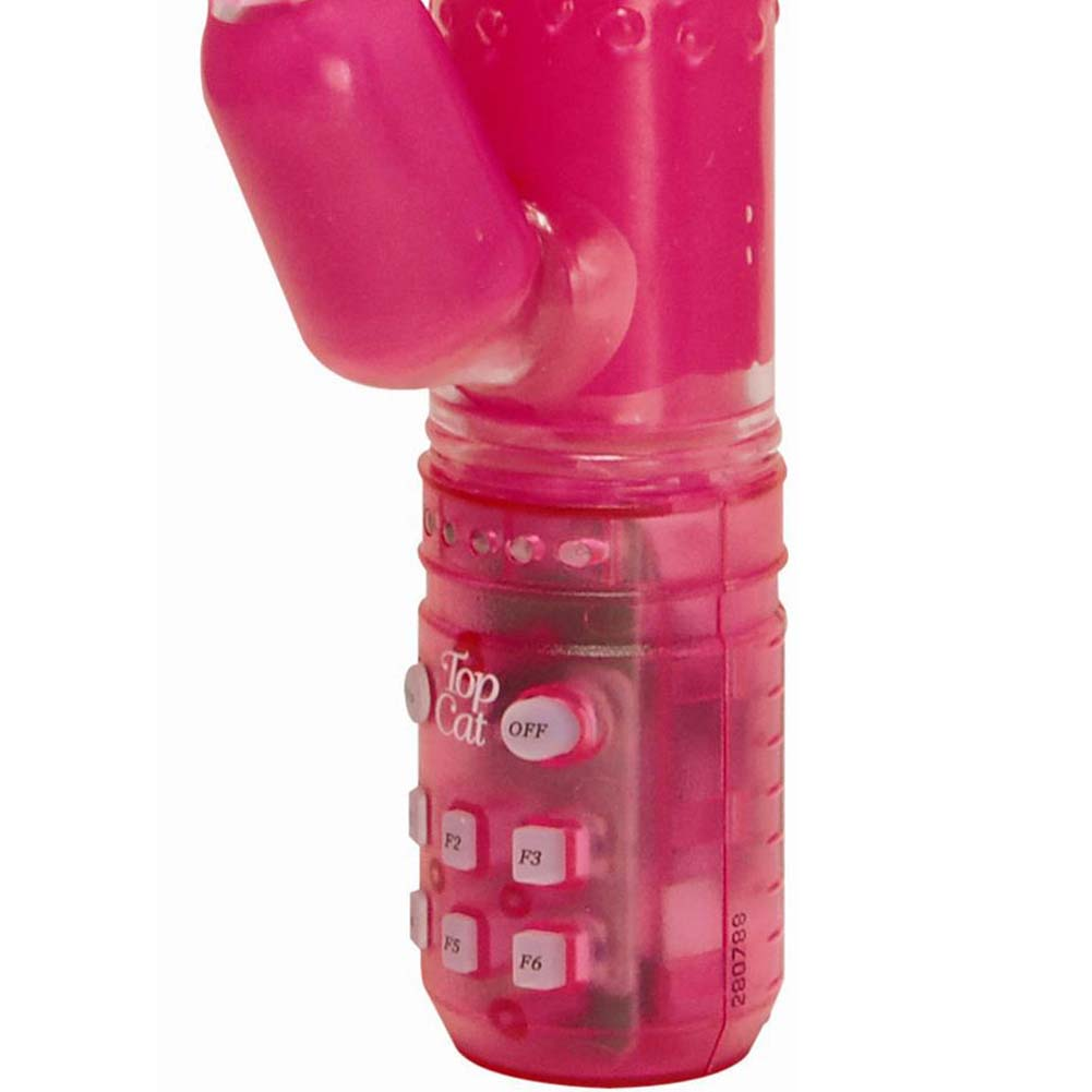 "Ultimate Rabbit Fun Dual Action Female Vibrator 9"" ASSORTED COLORS - View #3"