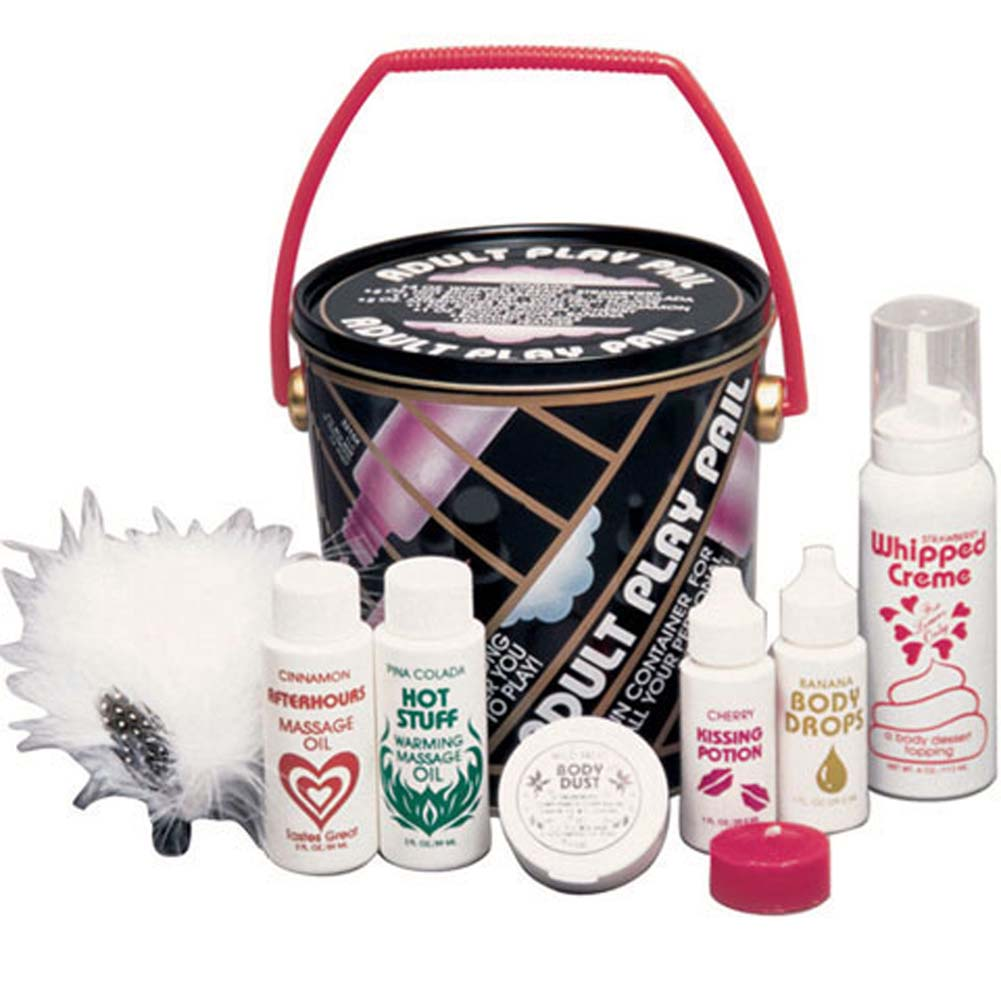 Adult Play Pail Kit - View #1