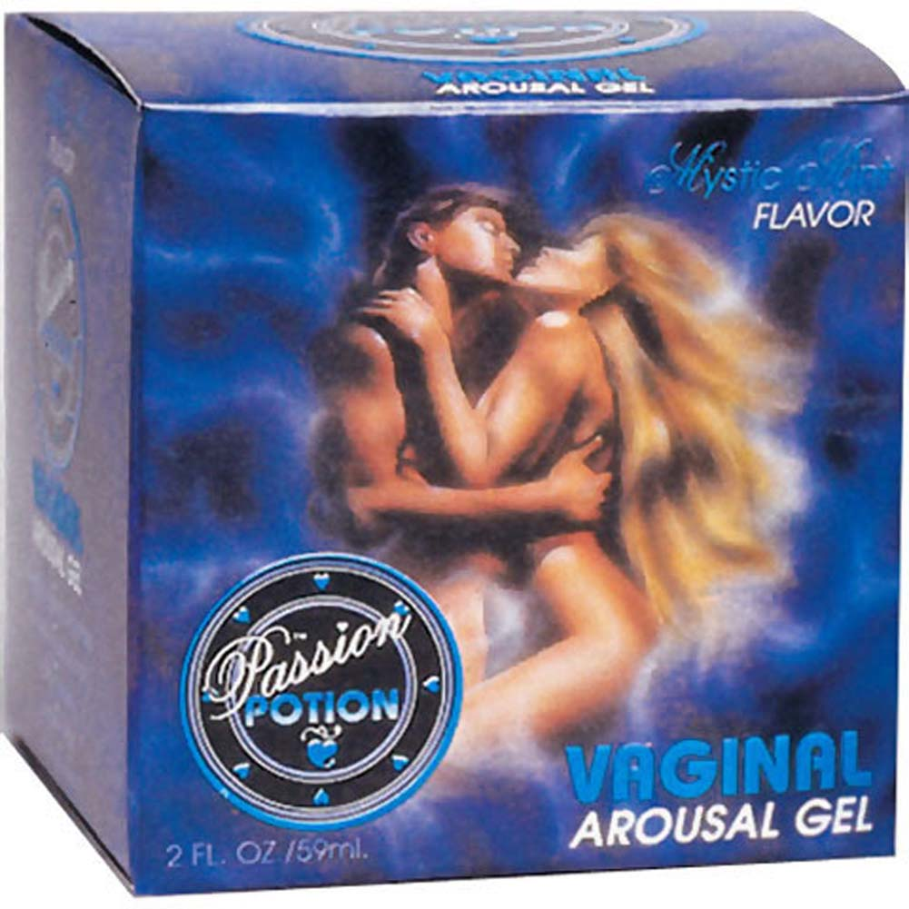 Passion Potion Vaginal Arousal Gel Mystic Mint 2 Fl Oz - View #3