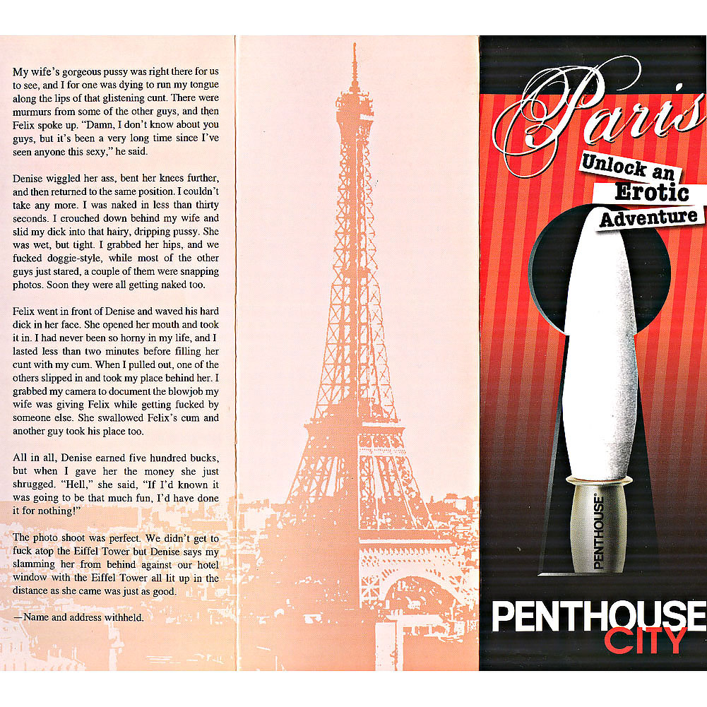 "Penthouse City Paris Personal Vibrator 6"" Bridal White - View #3"