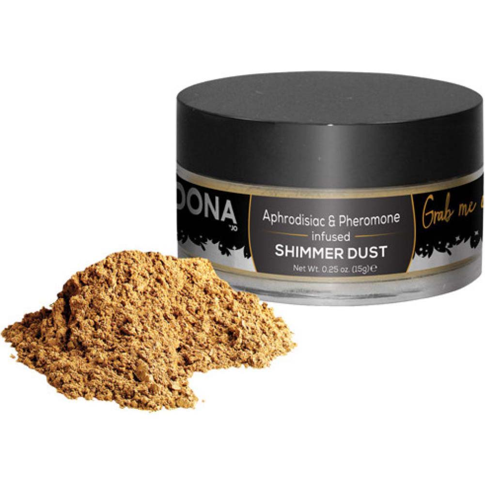 Dona Shimmer Dust - Gold - .25 Oz. - View #2