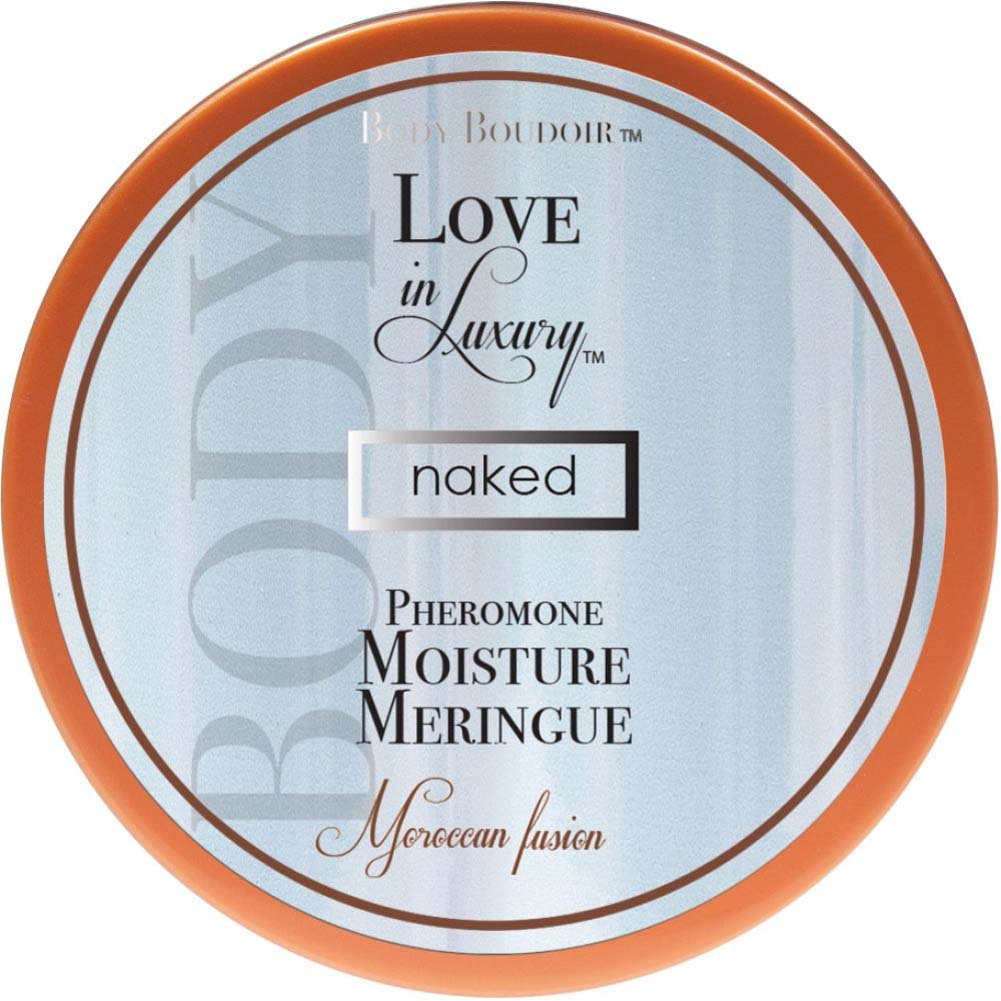 Love In Luxury Naked Pheromone Moisture Meringue 4 Fl.Oz Moroccan Fusion - View #3