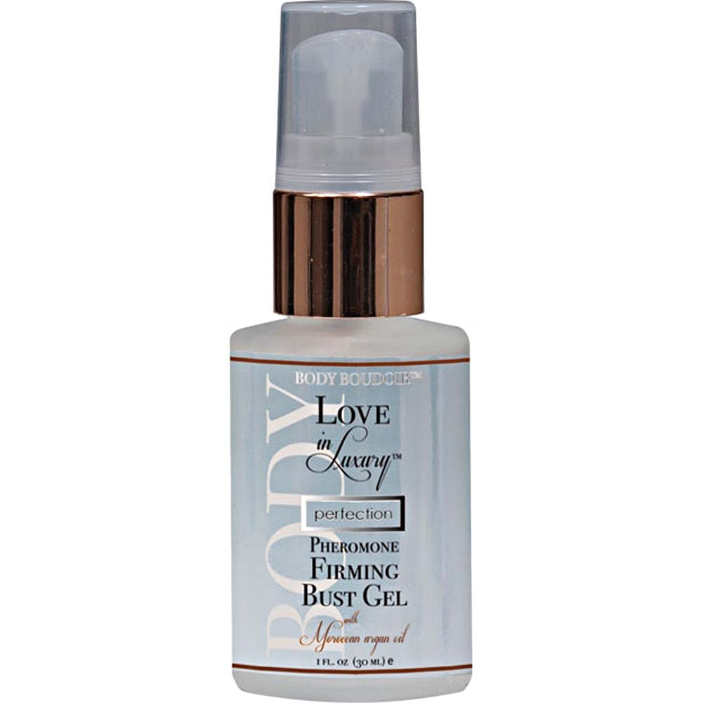 Love In Luxury Perfection Pheromone Firming Bust Gel 1 Fl.Oz Moroccan Fusion Boxed - View #2