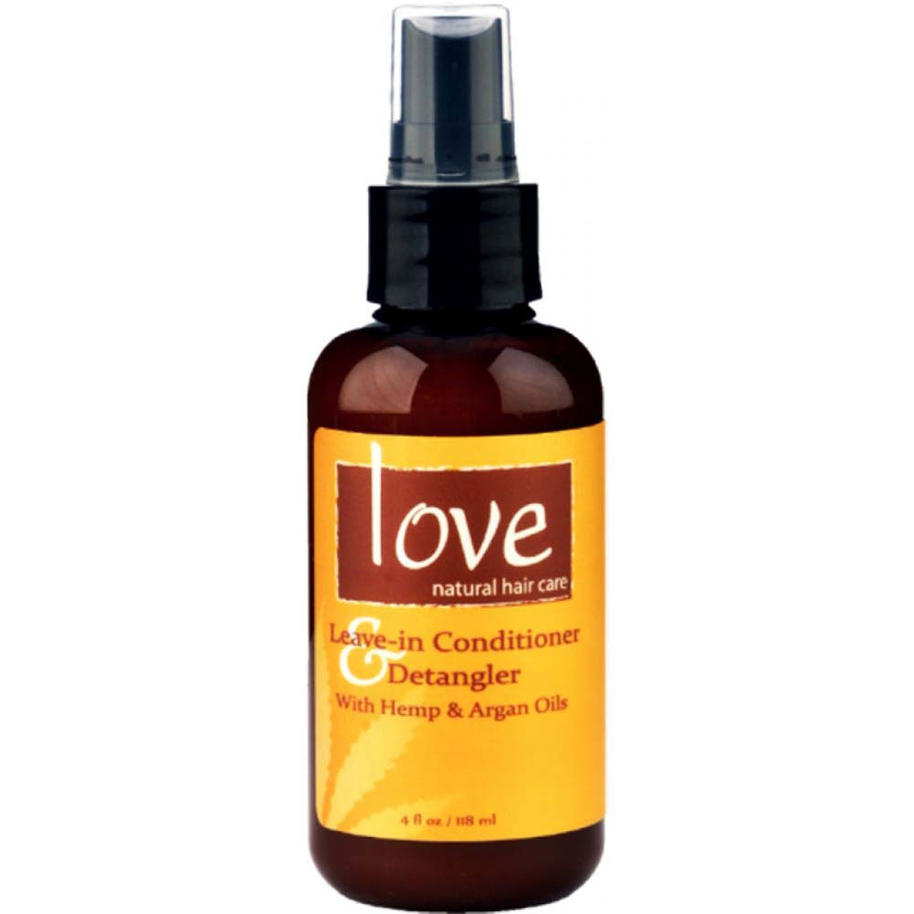Earthly Body Love Leave In Conditioner and Detangler 4 Fl.Oz. - View #1