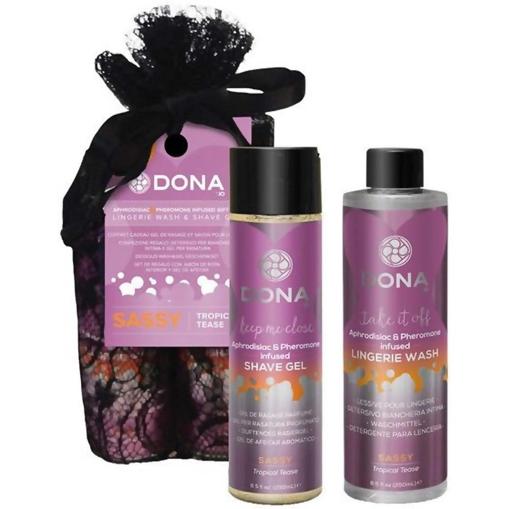 DONA Be Sexy Gift Set - Sassy Tropical Tease - View #2