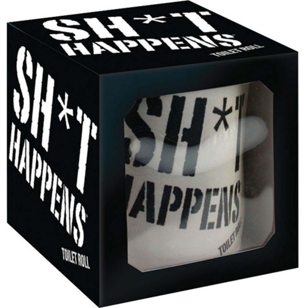 Shit Happens Toilet Roll - View #1