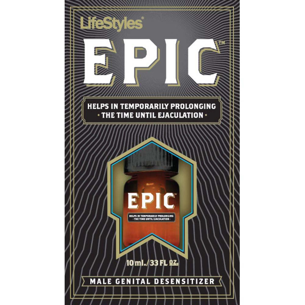 Lifestyles Epic Performance Enhancer 10ml - View #1