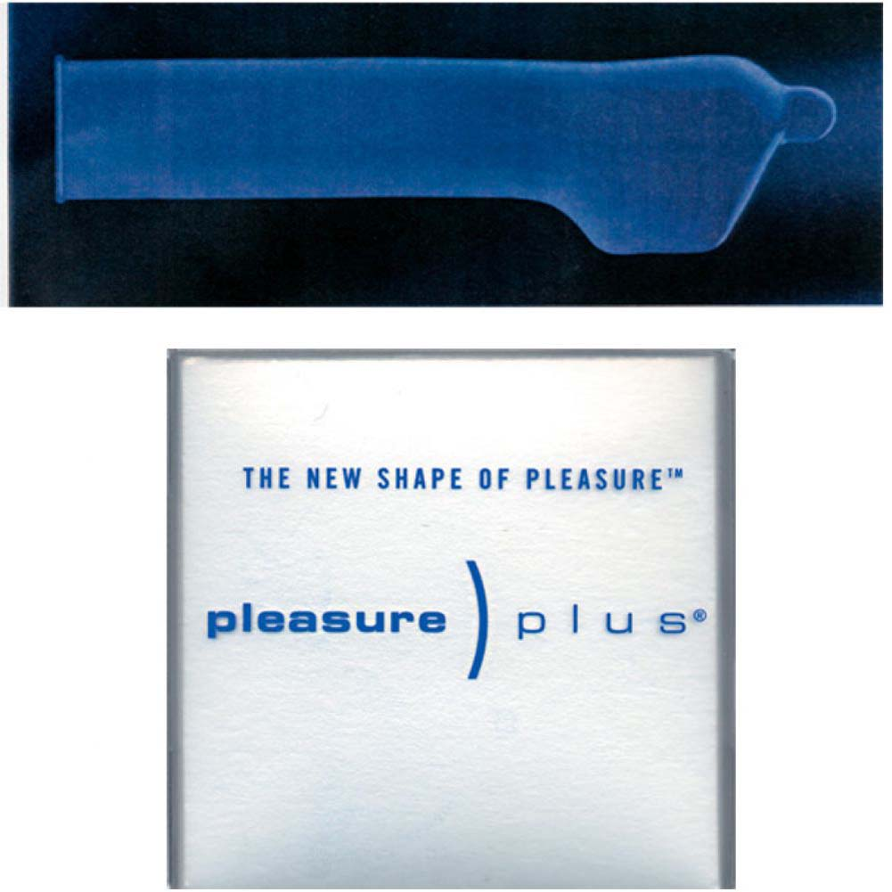 ONE Pleasure Plus Condoms 12 Pack - View #1