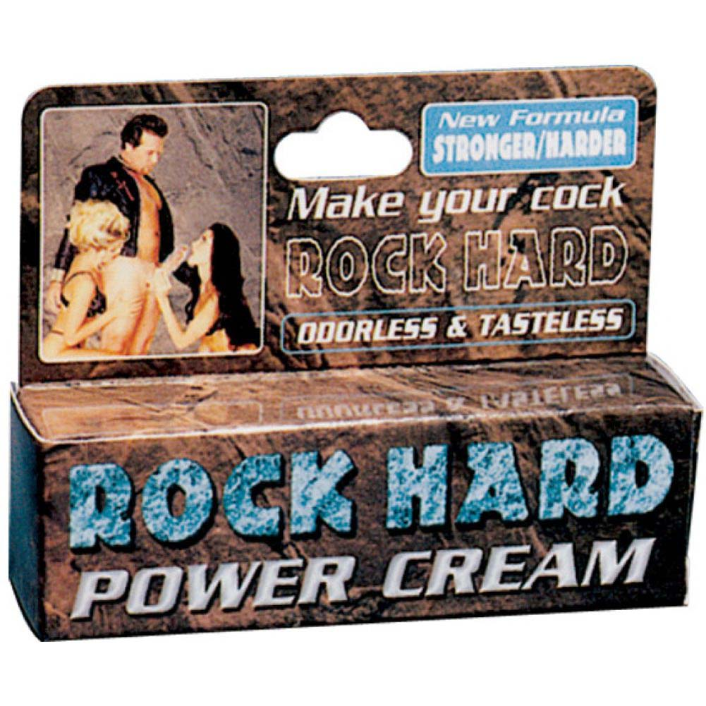 Rock Hard Power Cream 0.5 Oz - View #1