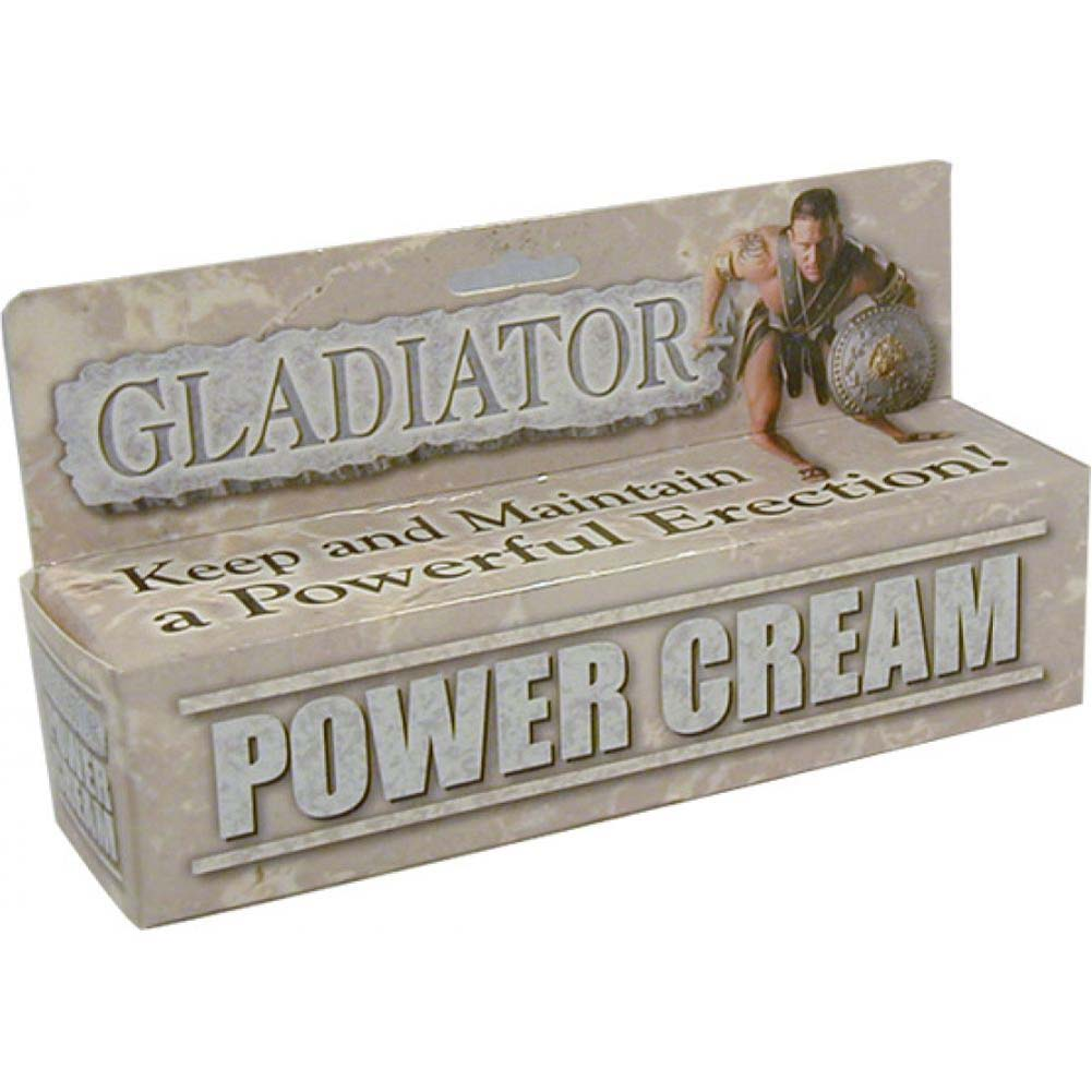 Gladiator Power Cream for Men 1.5 Oz. - View #1