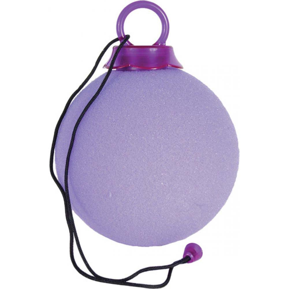 Pulsabath Vibrating Bath Sponge Purple - View #2