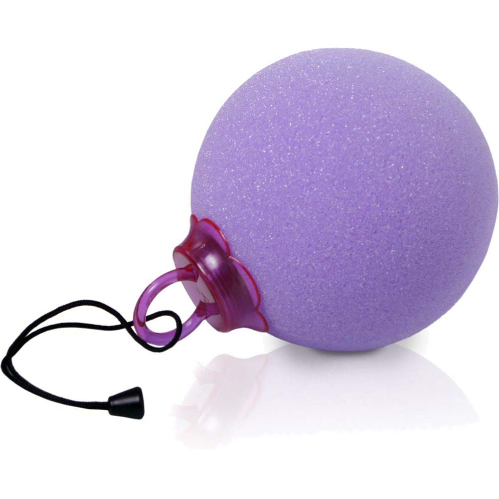 Pulsabath Vibrating Bath Sponge Purple - View #4