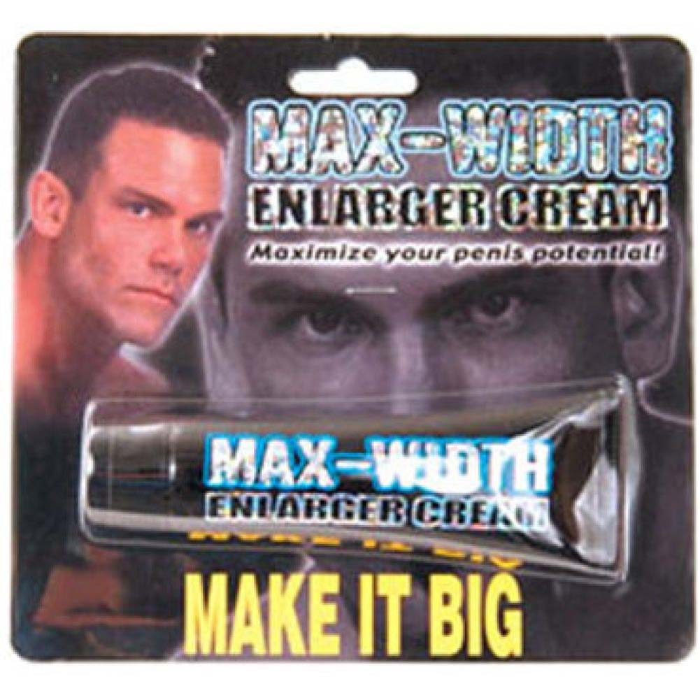 Max Width Enlarger Cream 1.5 Oz - View #2
