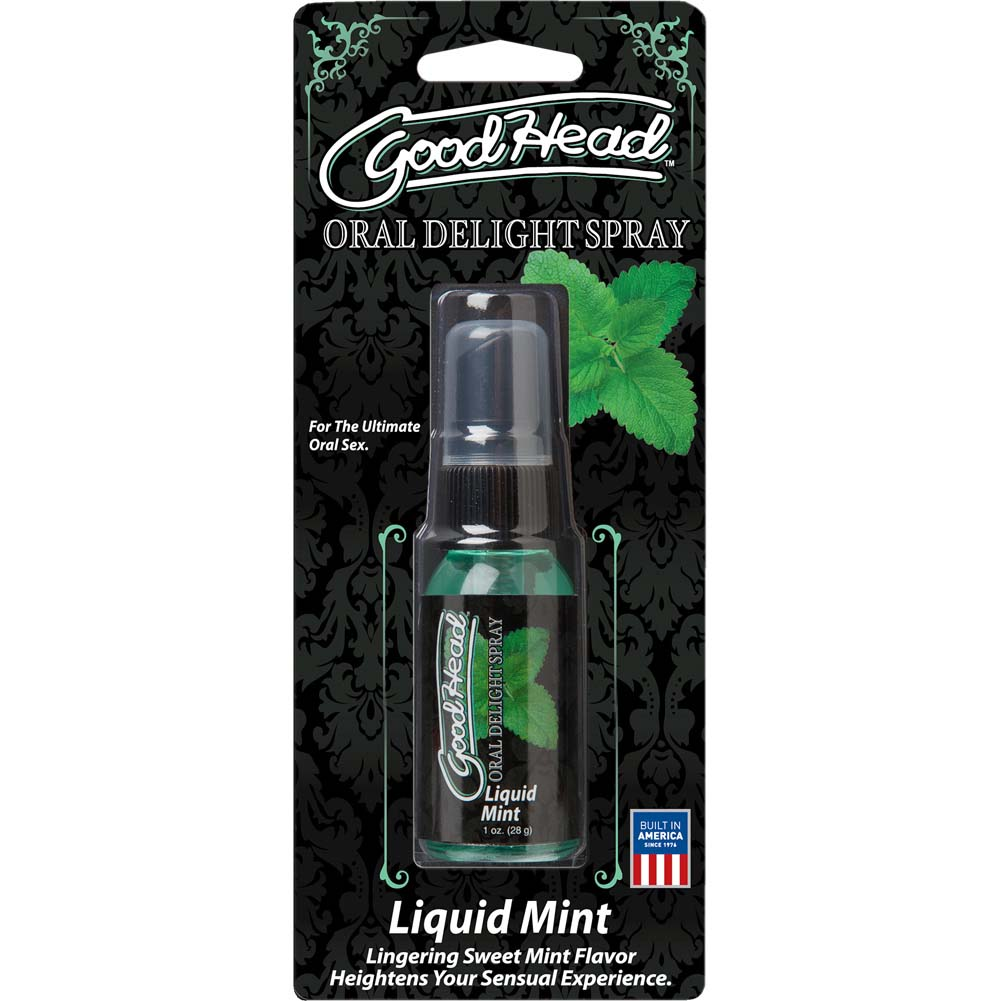 GoodHead Oral Delight Spray 1 Ounce 28 G Liquid Mint - View #1