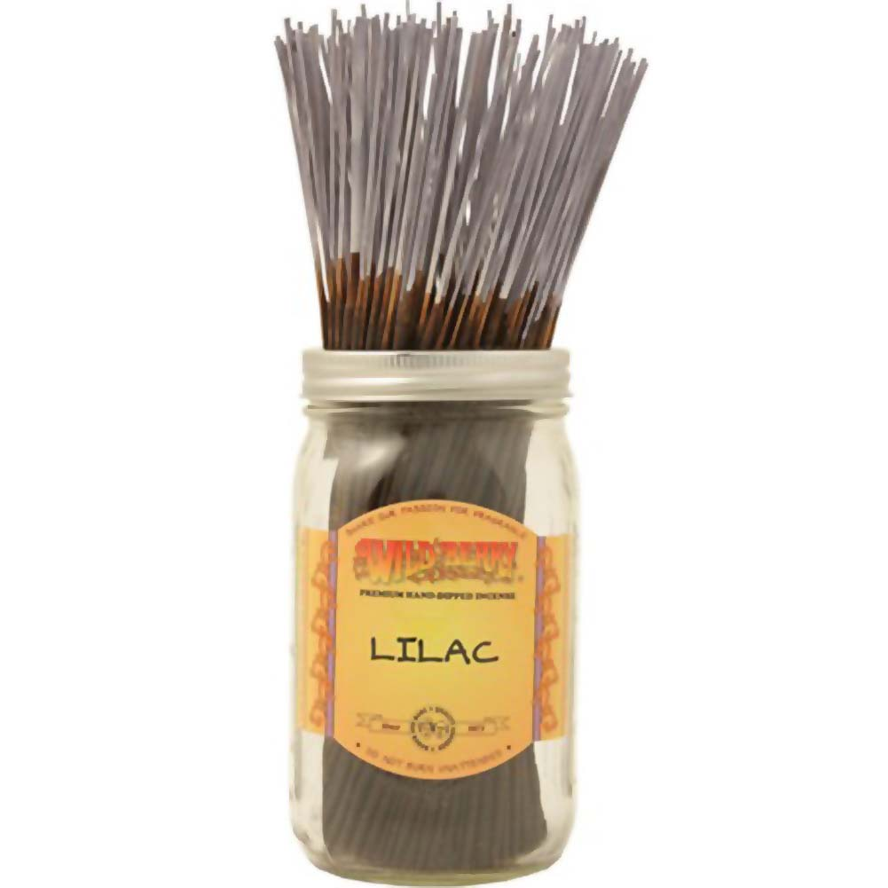 Wildberry Incense 100 Count Lilac - View #1