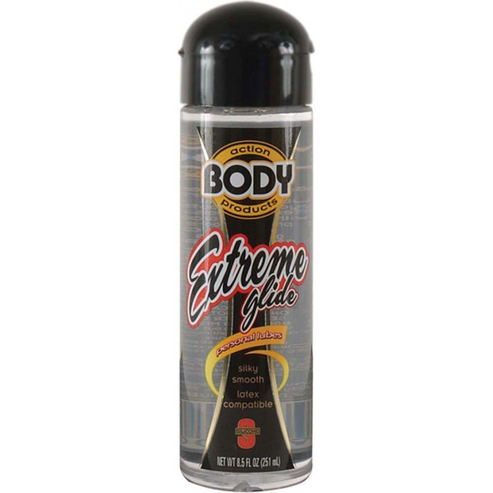 Body Action Xtreme Silicone Personal Lubricant 8.5 Fl.Oz 250 mL - View #1