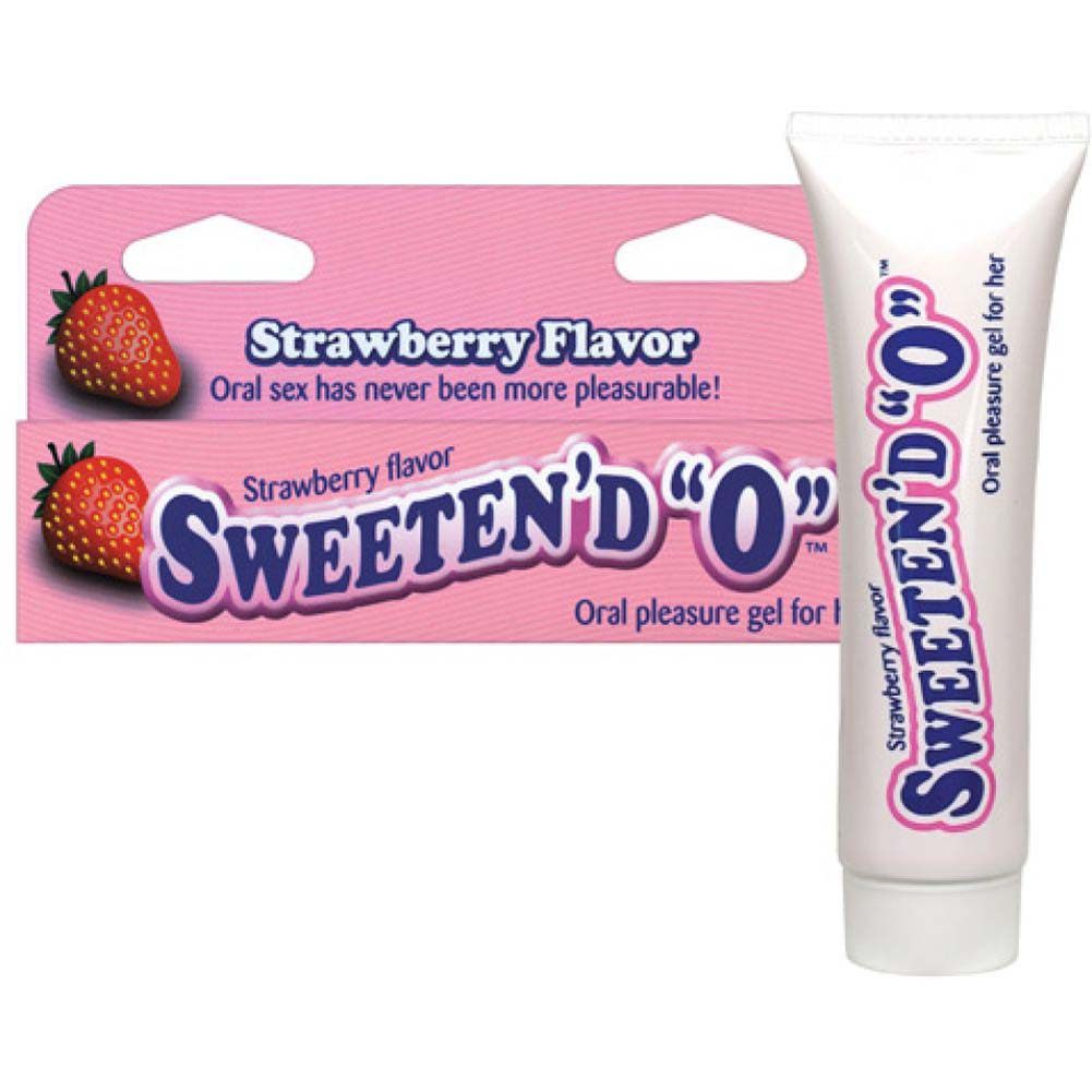 Sweeten D O Oral Pleasure Gel For Her 1.5 Oz Strawberry - View #1