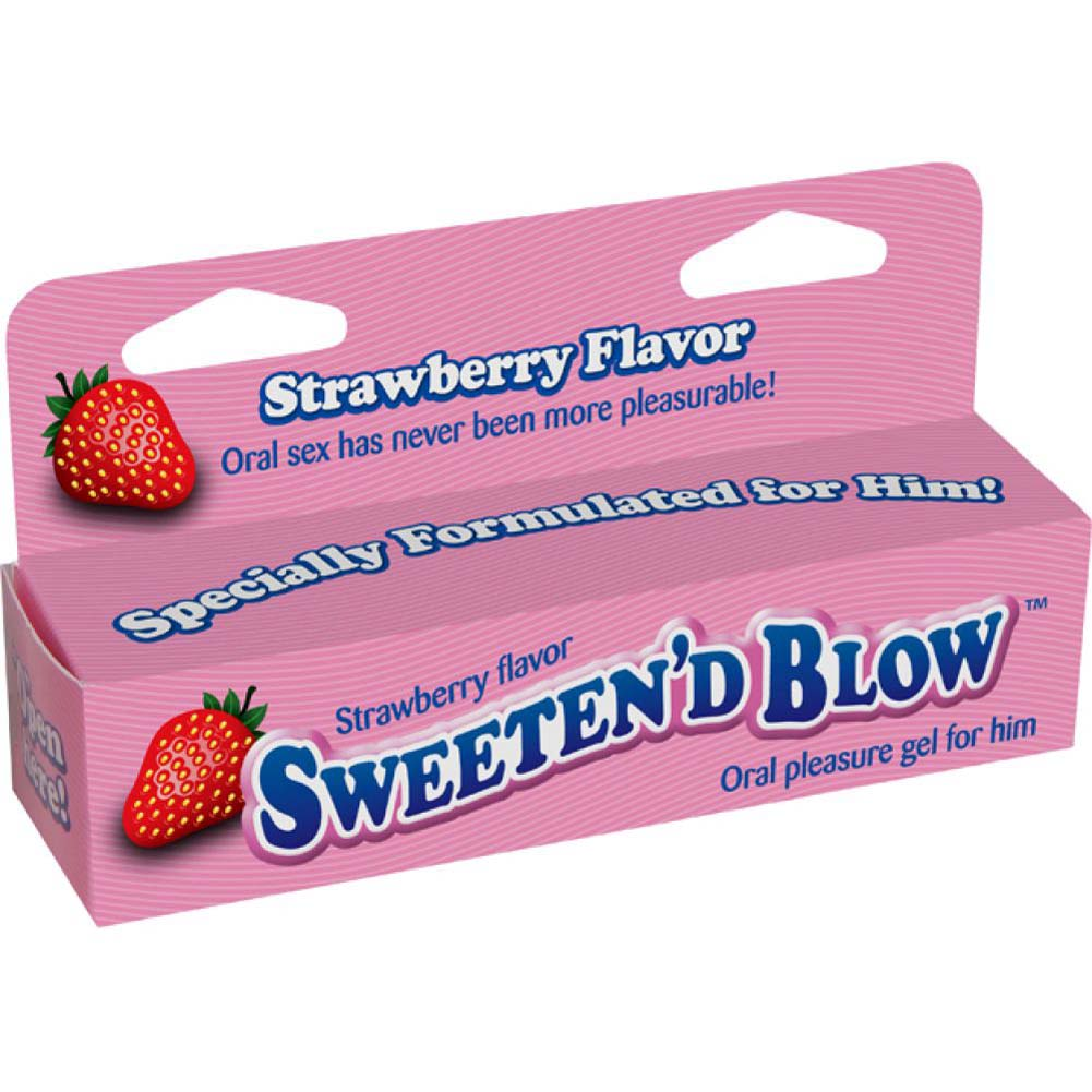 Sweeten D O Oral Pleasure Gel For Her 1.5 Oz Strawberry - View #3