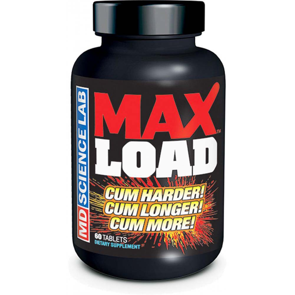MaxLoad Male Enhancer Supplement 60 Tablets - View #2