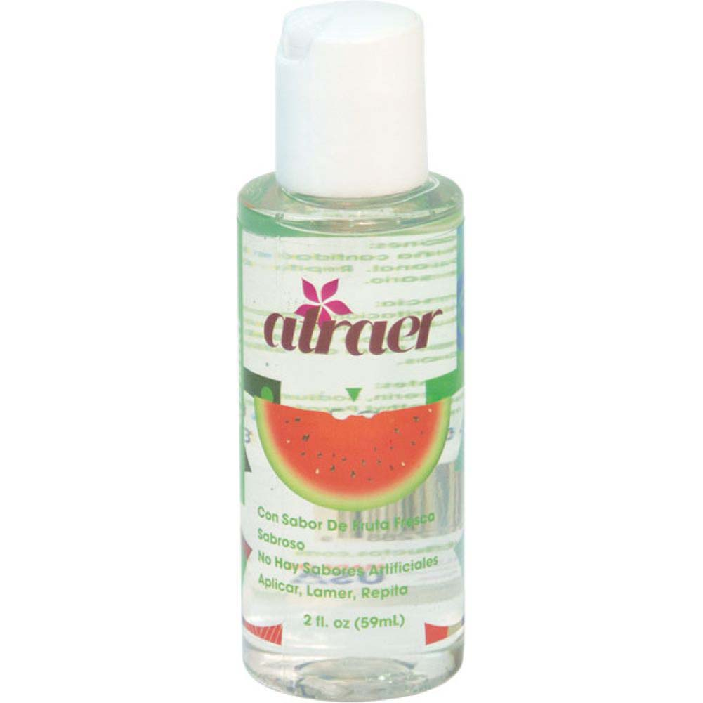 Atraer Sandia Personal Flavored Lubricant 2 Oz Watermelon - View #1