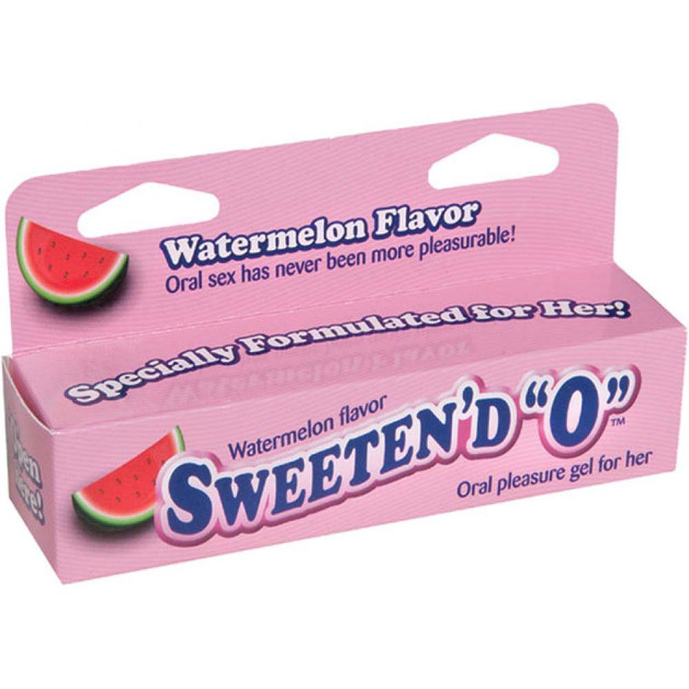 Sweeten D O Watermelon Oral Pleasure Gel For Her 1.5 Oz - View #1