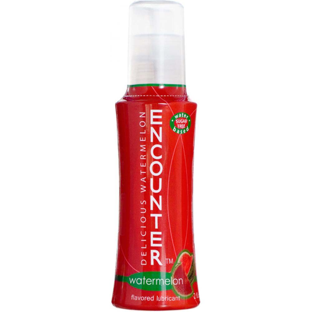 Encounter Female Delicious Lubricant 2 Oz Watermelon - View #1