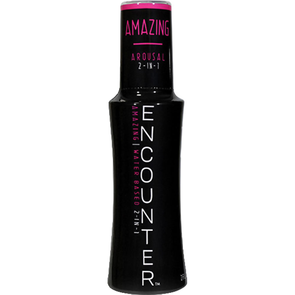 Amazing Encounter Female Lubricant - Clitoral And G-Spot Formula - View #2