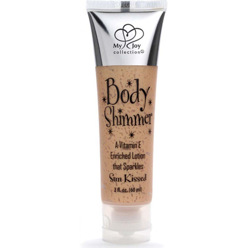My Joy Collection Body Shimmer 2 Oz Sun Kissed Gold - View #2
