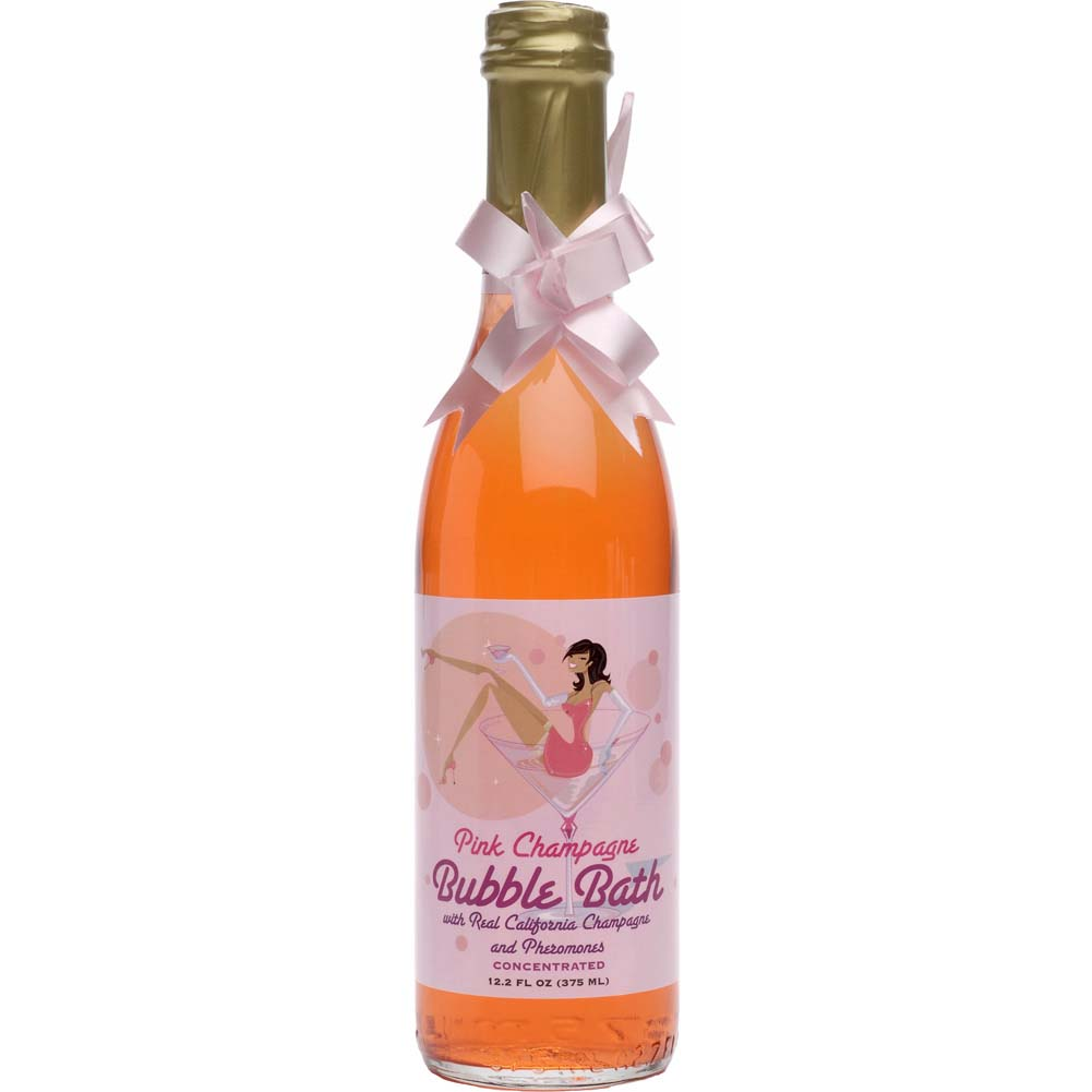 Pink Champagne Bubble Bath 12.2 Oz - View #1