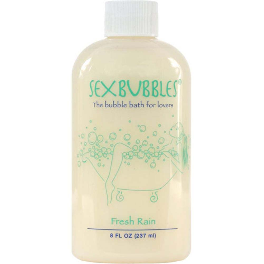 Sex Bubbles Fresh Rain 8 Fl Oz - View #2