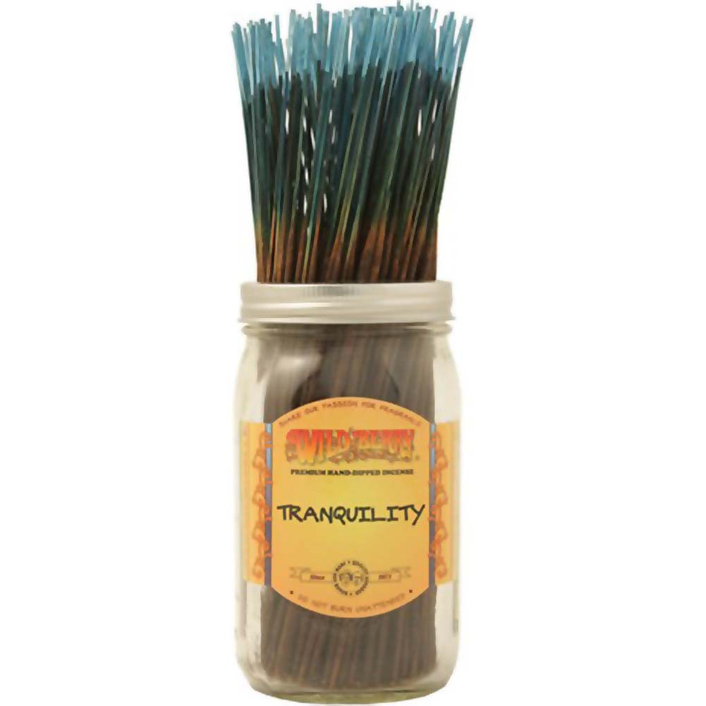 Wildberry Incense 100 Count Tranquility - View #1