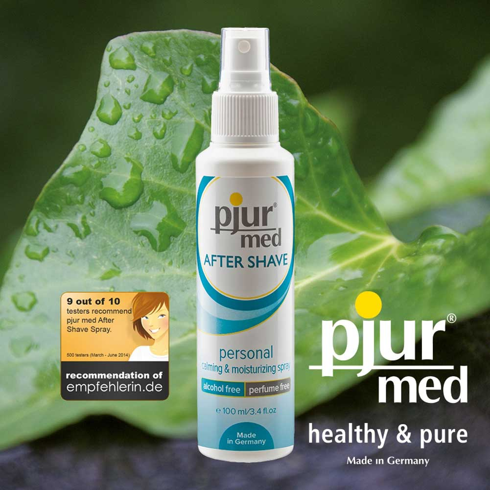 Pjur Med After Shave Spray 3.4 Oz - View #3