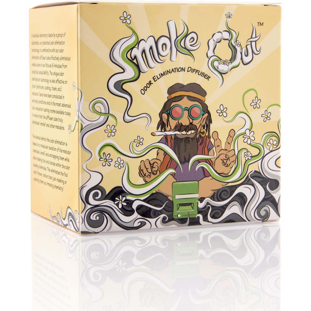Smoke Out Diffuser Hippie Odor Diffuser Deluxe Kit - View #2