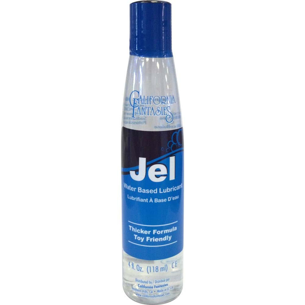 California Fantasies Cooling Jet Water Based Personal Lubricant 4 Oz - View #1