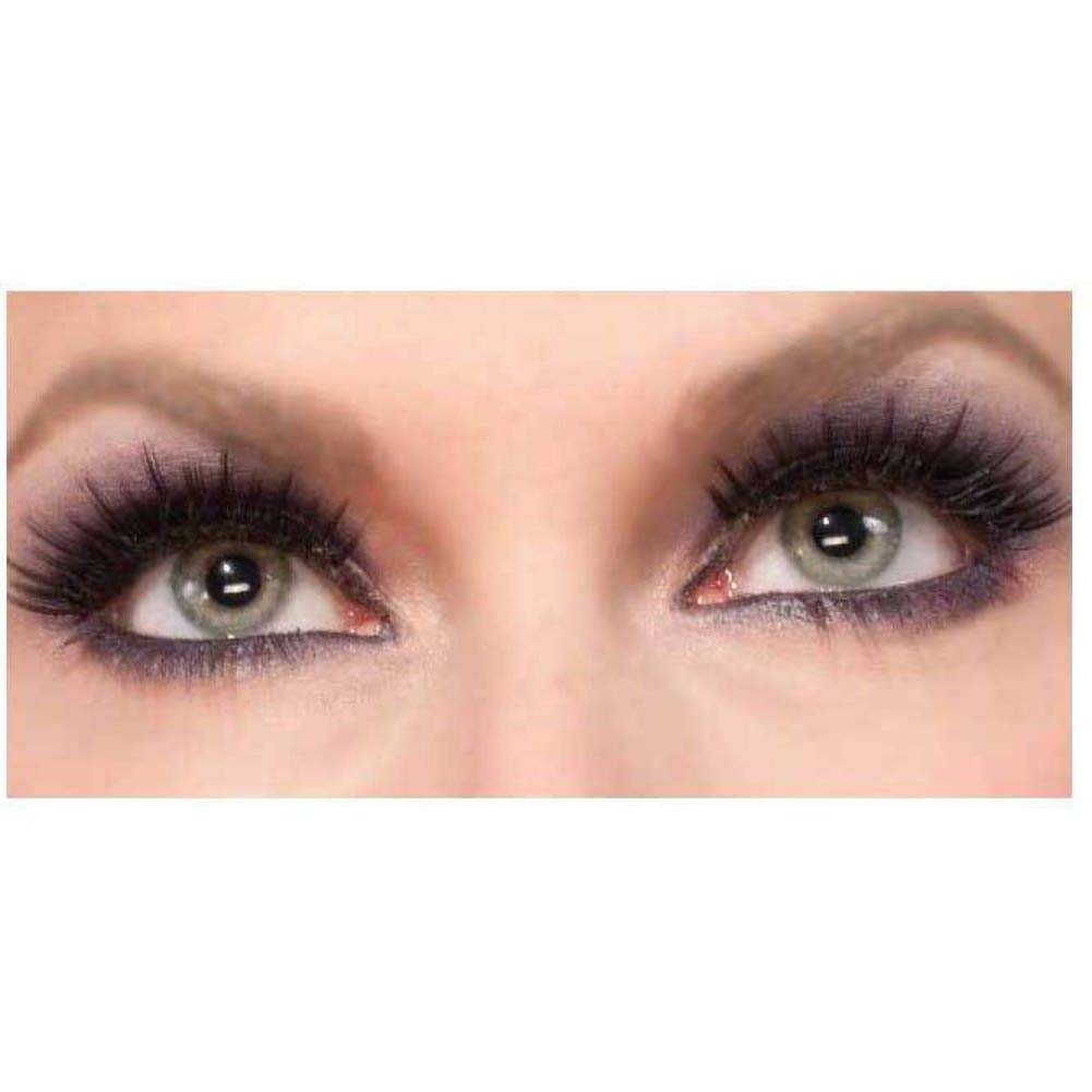 Forum Novelties Eye Lashes No 4 Black - View #1