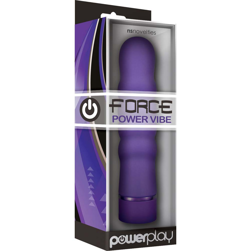 NS Novelties Power Play Force Power Vibe Purple - View #1