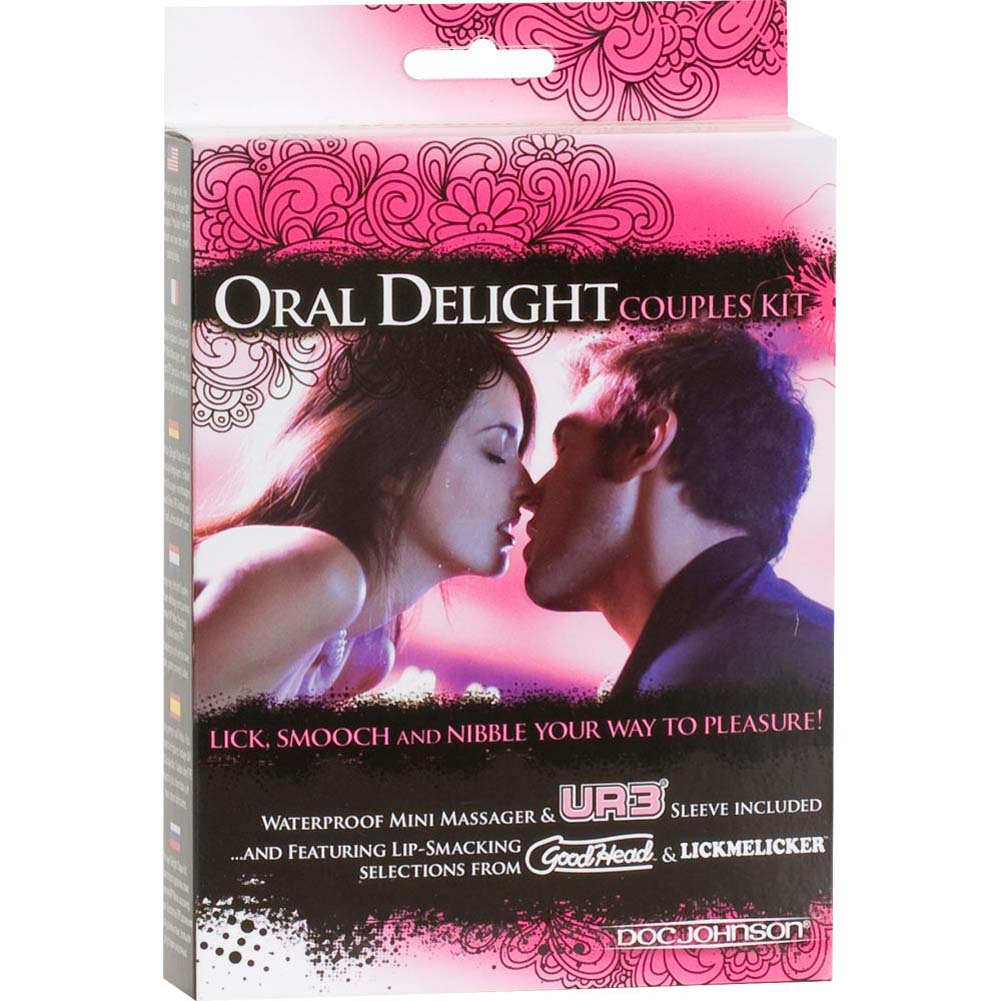 Doc Johnson Oral Delight Couples Kit - View #1