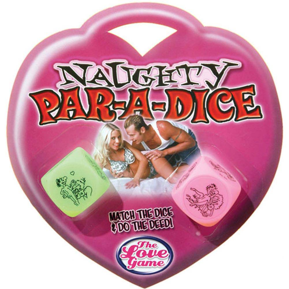 Pipedream Naughty Par-A-Dice Game - View #1