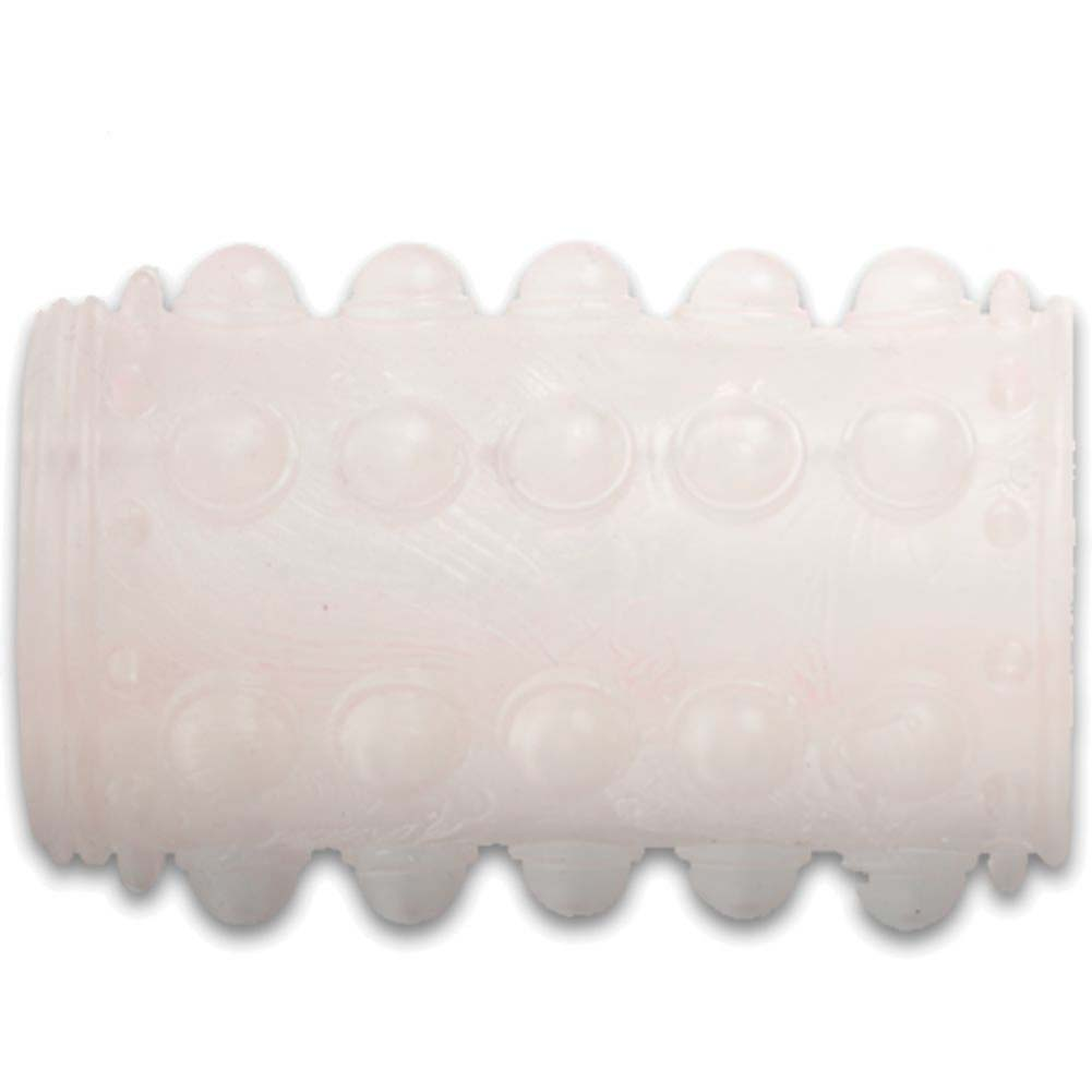 Pipedream Mega Stretch Silicone Girth Gainer Plus Clear - View #2