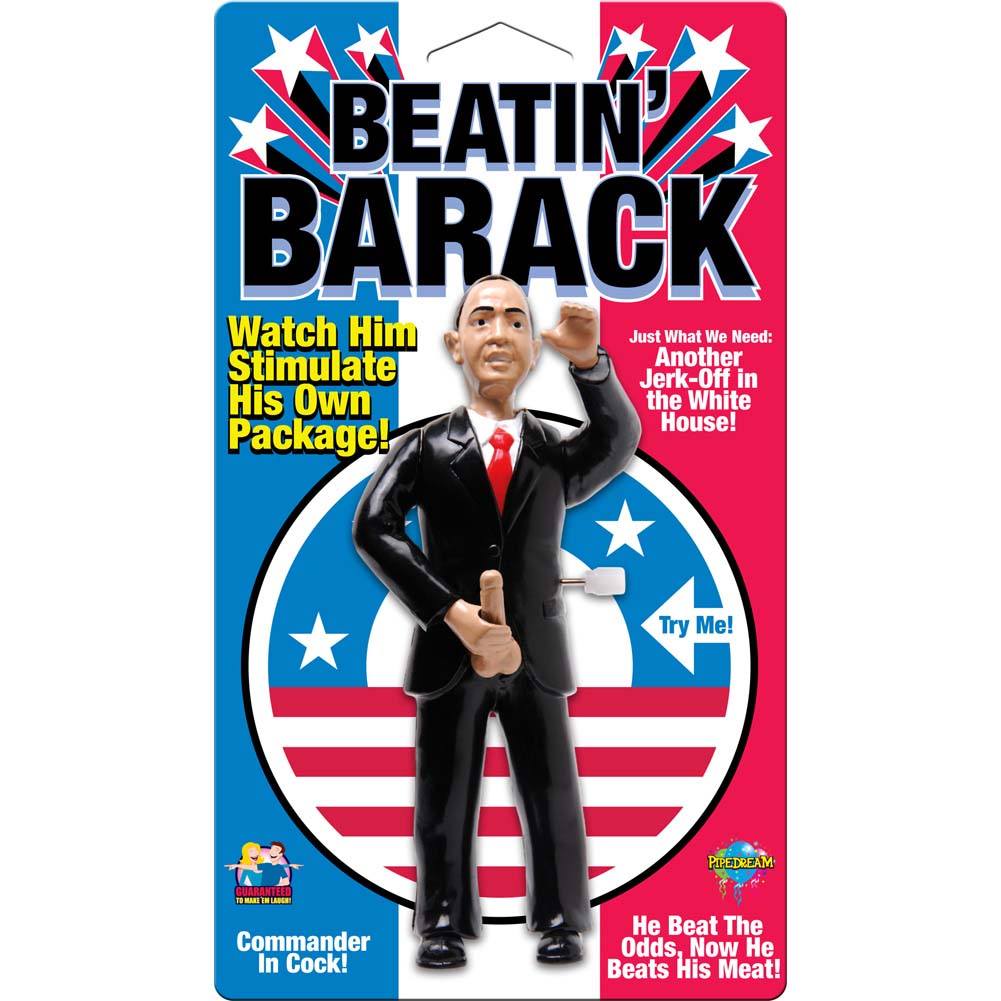Beatin Barack Wind-Up - View #1