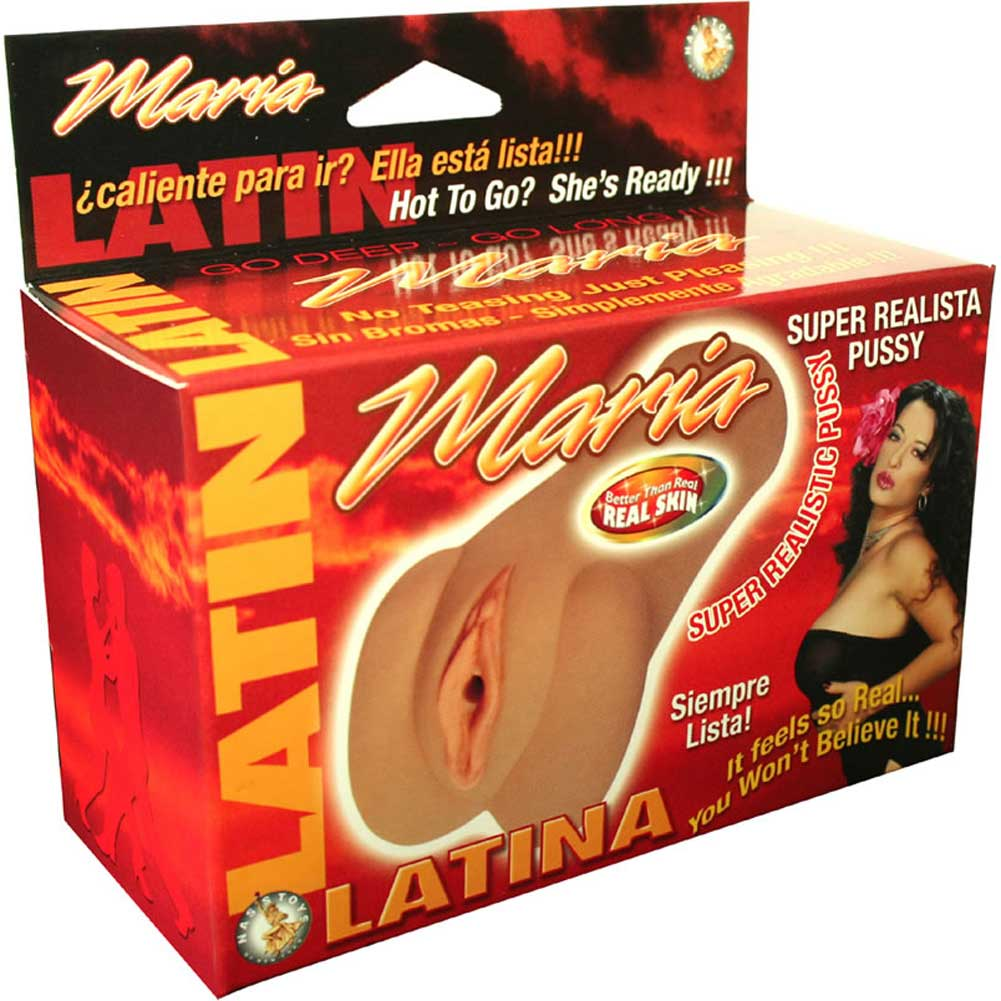 "Nasstoys Maria Latin Real Skin Pussy 5"" - View #1"