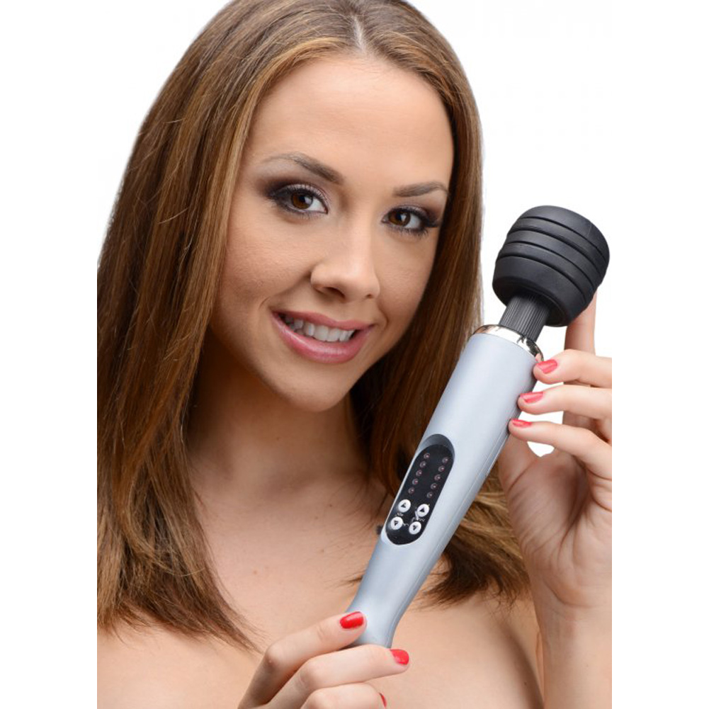 Wand Essentials Ion E-Stim Cordless Vibrating Wand Massager - View #3