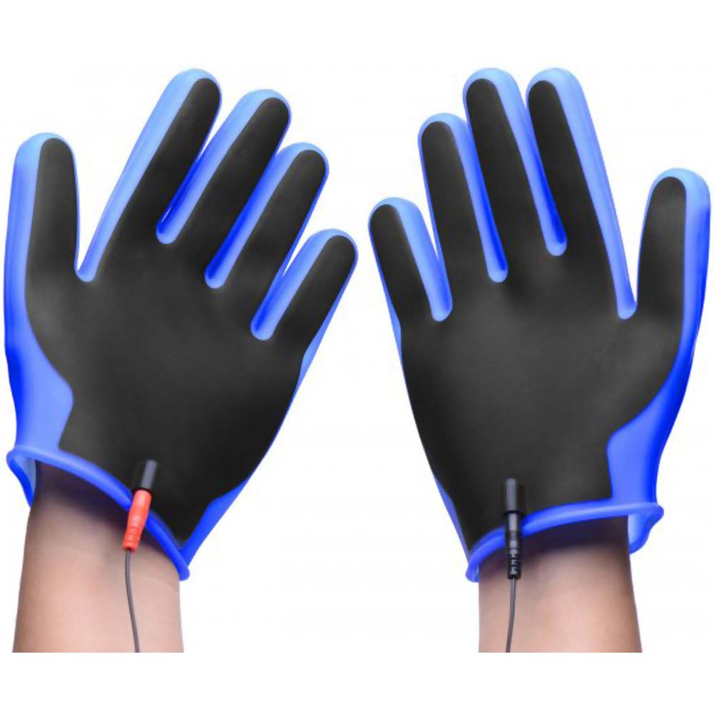Zeus Electrosex Conductor Electro Sensation Gloves - View #2