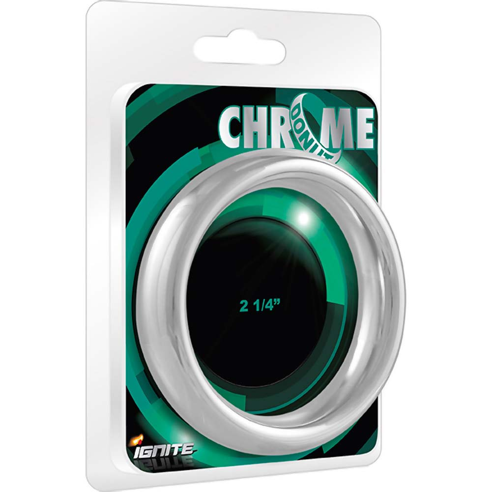 "SI Novelties Chrome Donut 2"" - View #1"