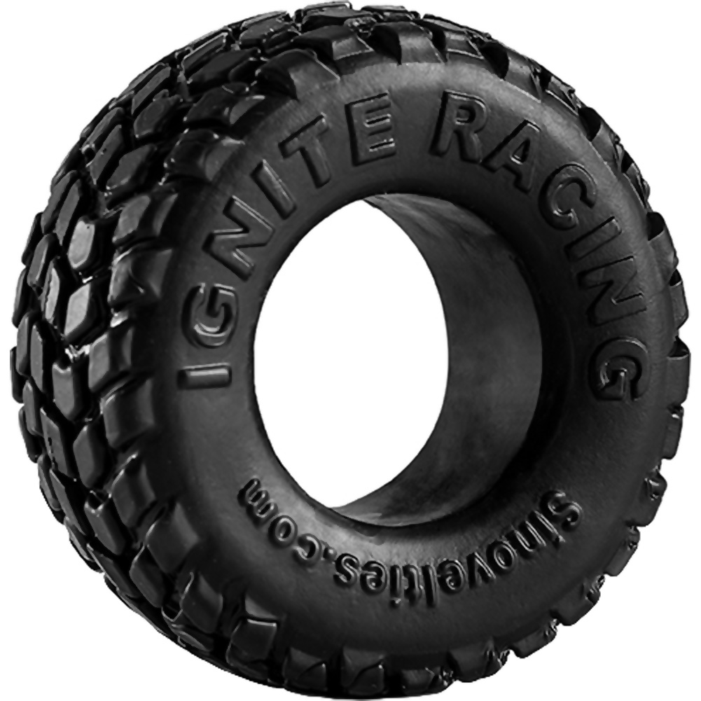 SI NoveltiesHigh Performance Tire Ring Large Black - View #2