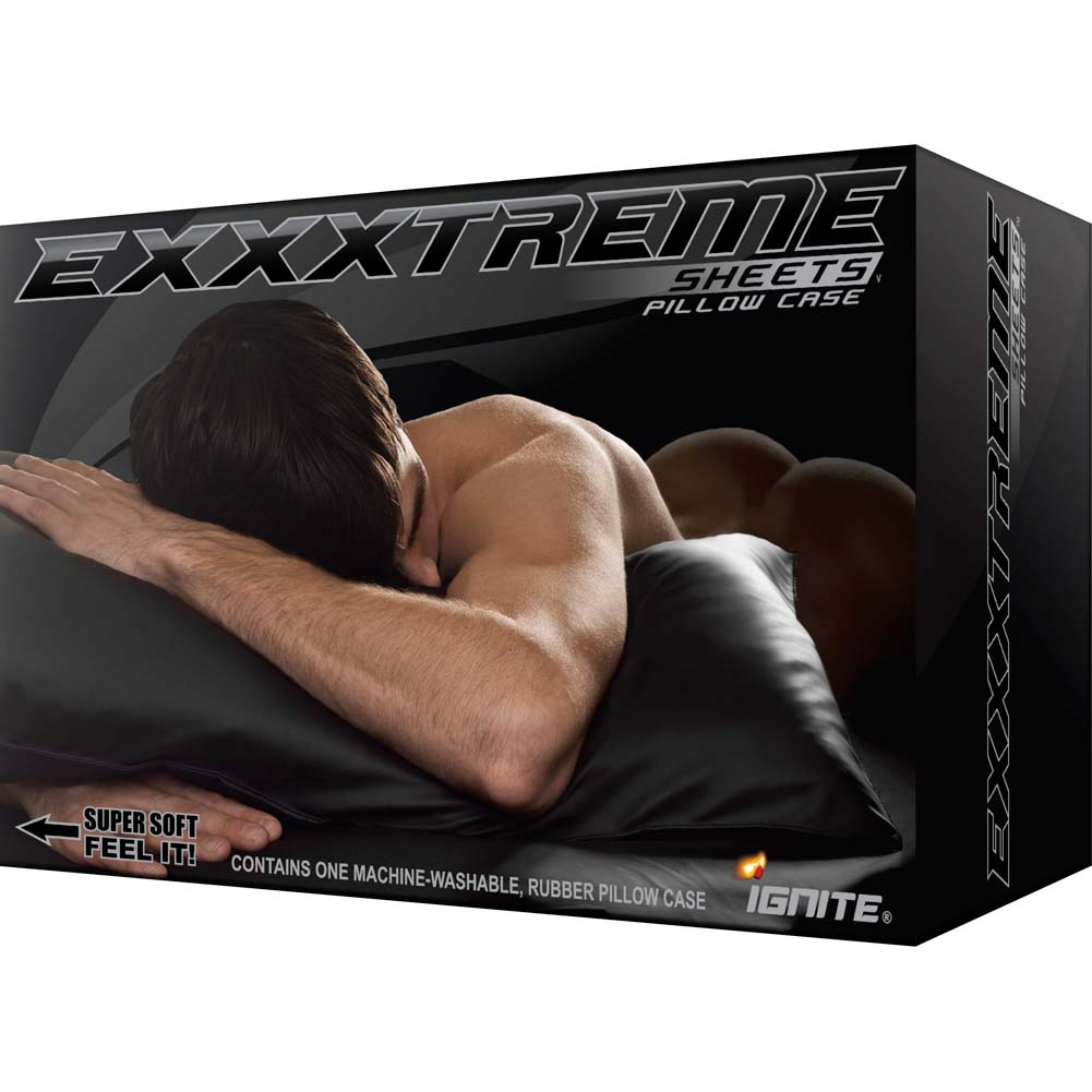 "SI Novelties Exxxtreme Sheets Pillow Case King Size 20"" X 36"" - View #1"