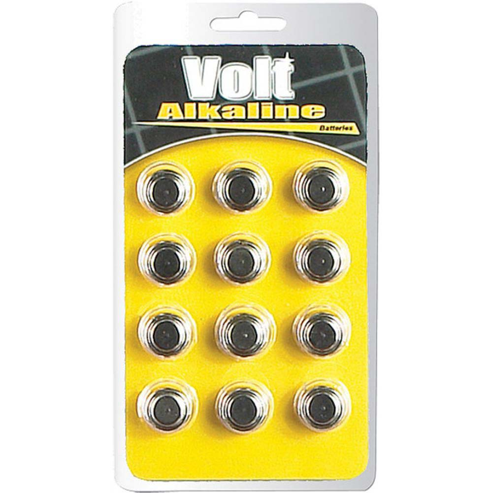 Blush Novelties Volt Alkaline Batteries AG13 Pack of 12 - View #3