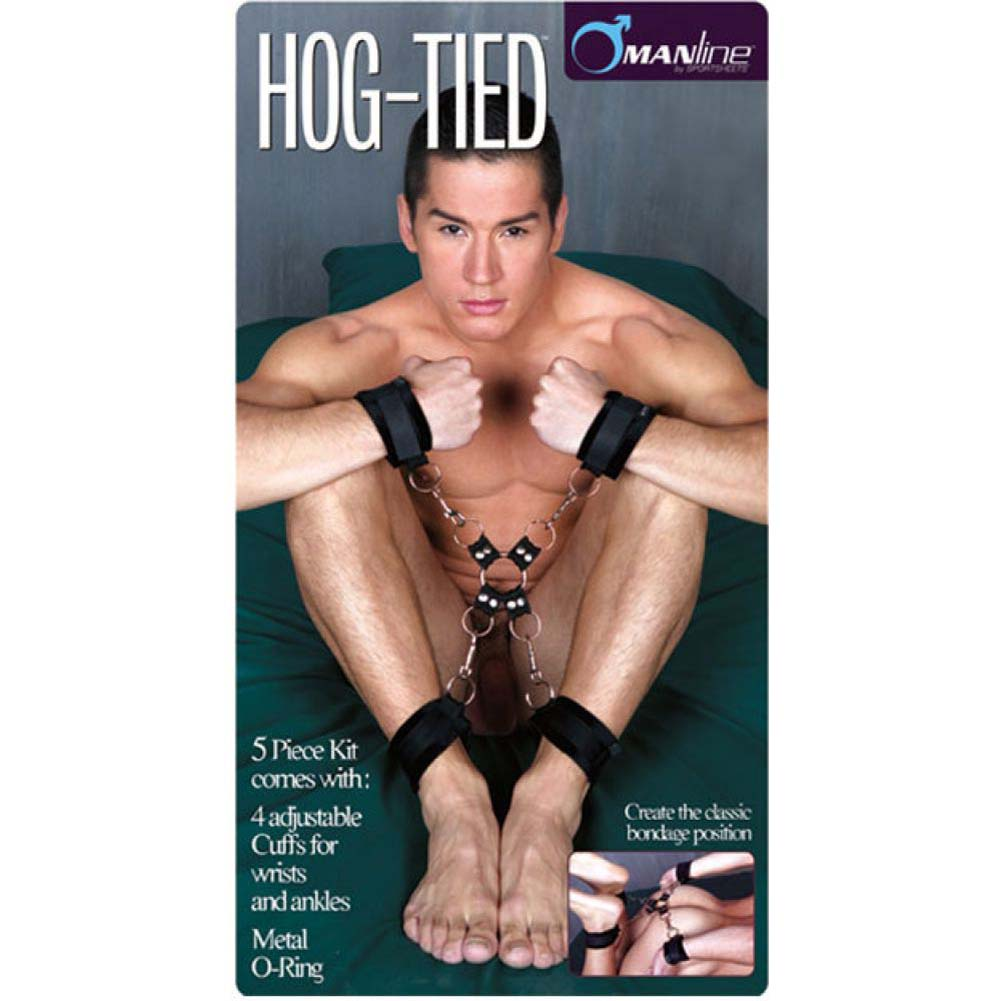 SportSheets Manline Hog Tied 5 Piece Kit - View #3